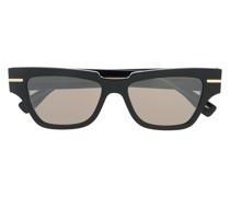 Eckige '1349-01' Sonnenbrille