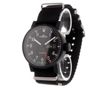 'Spacematic Pilot Professional' analog watch