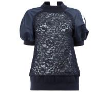 Sweatshirt mit kurzen Puffärmeln - women