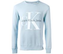 Pullover mit Logo - men - Baumwolle - XL