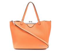 Mini 'Kiss Lock' Handtasche