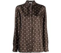 P.A.R.O.S.H. Hemd mit Polka Dots