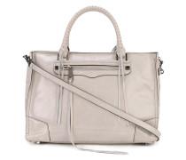 Klassische Handtasche - women - Leder