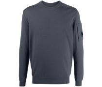 Sweatshirt mit Linsen-Detail