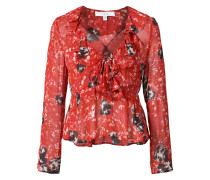 'Venecia' Bluse mit floralem Print