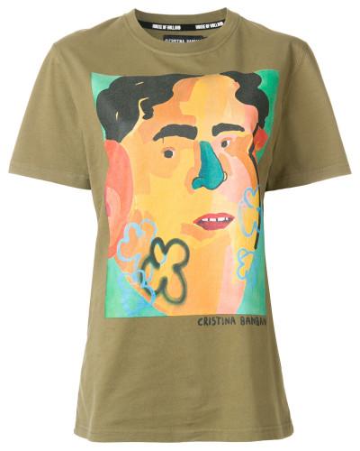 """T-Shirt mit """"Banban""""-Print"""