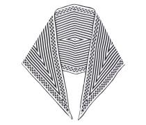 - Seidenbluse mit geometrischem Print - women