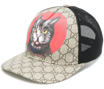 cat print GG Supreme cap