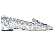 'Flirting' Slipper mit Pailletten