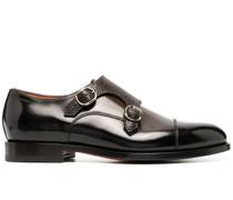 Oxford-Schuhe mit Schnallen