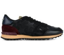 - Garavani 'Rockrunner' Star Sneakers - women