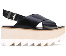 - Flache Sandalen - women - Leder/rubber - 38
