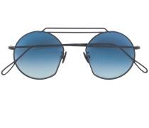 'Sidney' Sonnenbrille mit rundem Gestell
