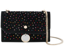 Finley small embellished shoulder bag