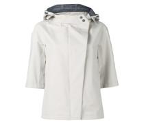 - Jacke mit verdecktem Reißverschluss - women