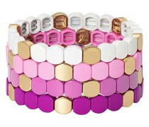'Purple Haze' Armbänder-Set