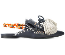 Sandalen aus Kalbsleder