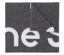 Unisex Schal mit Logo