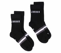 Legacy Intarsien-Socken