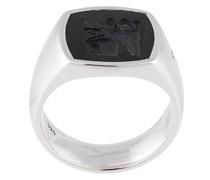 Eros Ring mit Onyx