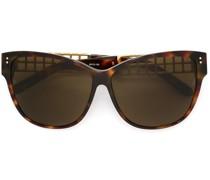 '411' Sonnenbrille in Schildpattoptik