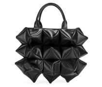 3D pyramid tote bag - women - Polyurethan