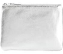 Metallisch glänzendes Portemonnaie