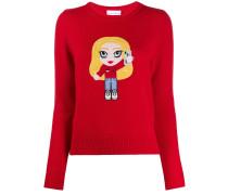 Pullover mit Chiara-Motiv