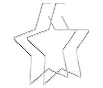 Creolen mit Sternform