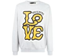 Sweatshirt mit Logo-Print - men - Baumwolle - S