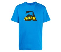 'Aspect' T-Shirt mit Stickerei