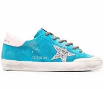 Superstar Sneakers im Used-Look
