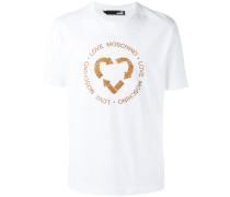 T-Shirt mit Recycle-Motiv - men - Baumwolle - L