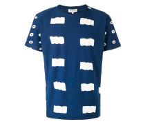 - T-Shirt mit Muster - men - Baumwolle - S