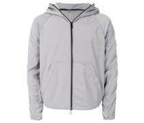 waterproof zipped jacket