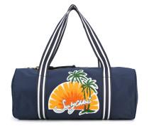 Verzierte Strandtasche - women