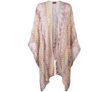 open knit cardigan - women - Bemberg