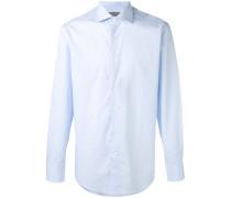 Hemd mit langen Ärmeln - men - Baumwolle - 45