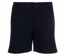 Fein gestrickte Shorts