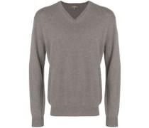 'Burlington' Pullover mit V-Ausschnitt