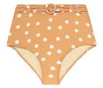 Bikinihöschen mit Polka Dots