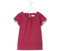 check trim blouse - Unavailable