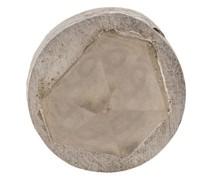 Silberohrstecker mit Kristall