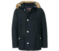 arctic hooded anorak