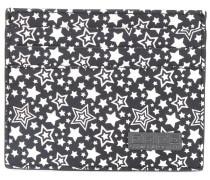 Portemonnaie mit Stern-Print