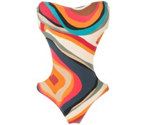 'Taylor' Badeanzug mit Print