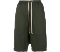 oversized harem shorts