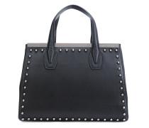 Handtasche mit Nieten - women - Nappaleder