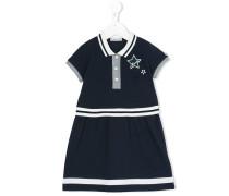 Poloshirtkleid mit Streifen - kids