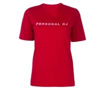 'Personal DJ' T-Shirt